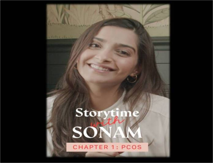 Sonam @ 3-tips-on-pcos-by-sonam-kapoor