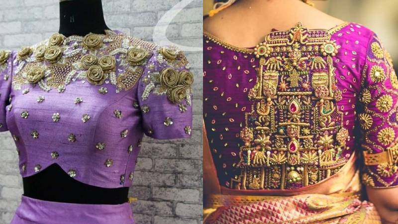 3d-embroidery-blouse-designs