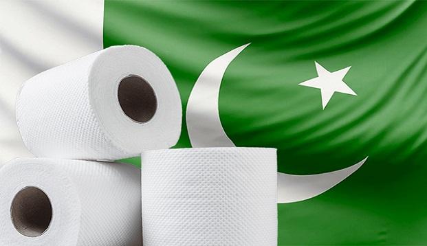 google shows pakistan flag