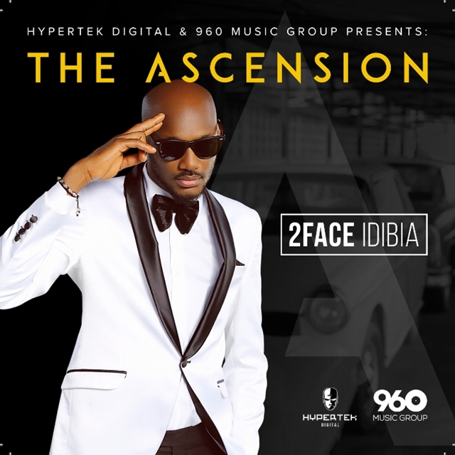Tuface Idibia - The Ascension [Album Cover]