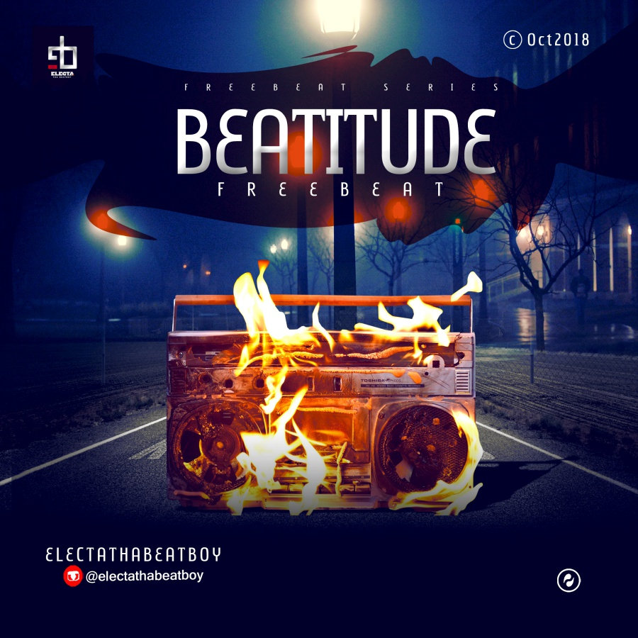 DOWNLOAD | Electathabeatboy – 'Beatitude' Free Beat
