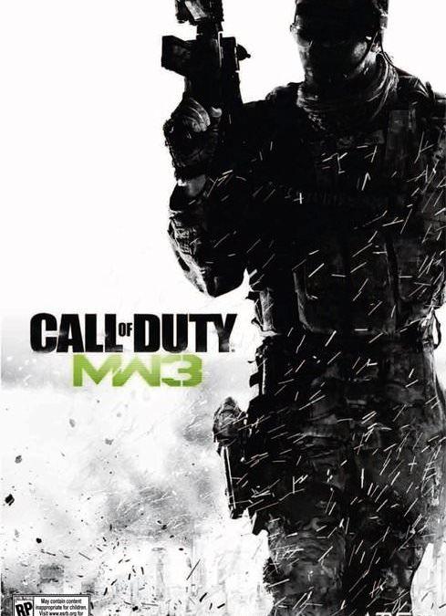 Call of Duty MW3 Box Art