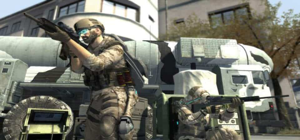 Ghost Recon Online announced