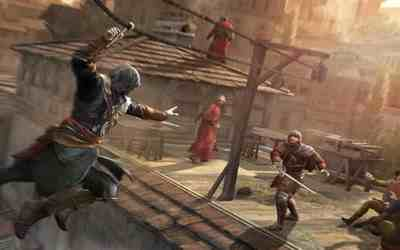 Assassin's Creed: Revelations to be Playable at London MCM Expo