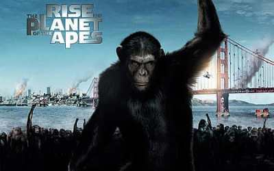 """""""Rise Of The Planet Of The Apes"""" Official Trailer"""