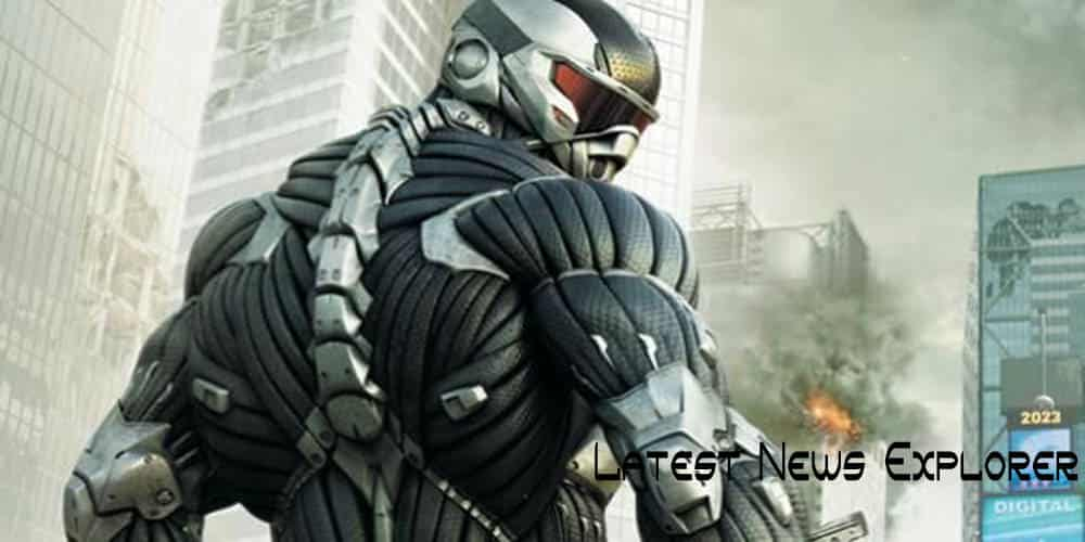 The DirectX 11 patch for Crysis 2 is finally out