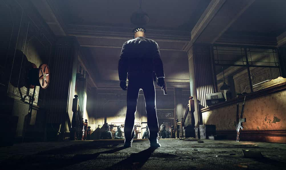 E3 2012: Hitman Absolution – Attack of the Saints Trailer