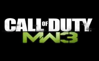 New Modern Warfare 3 Screenshots