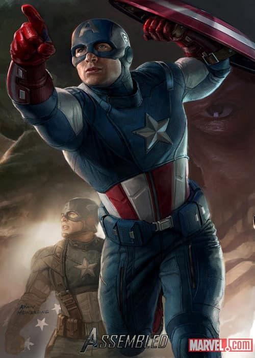 Russo Brothers: Steve Rogers Is No Longer Captain America