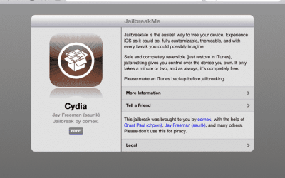 iPad 2 jailbreak released