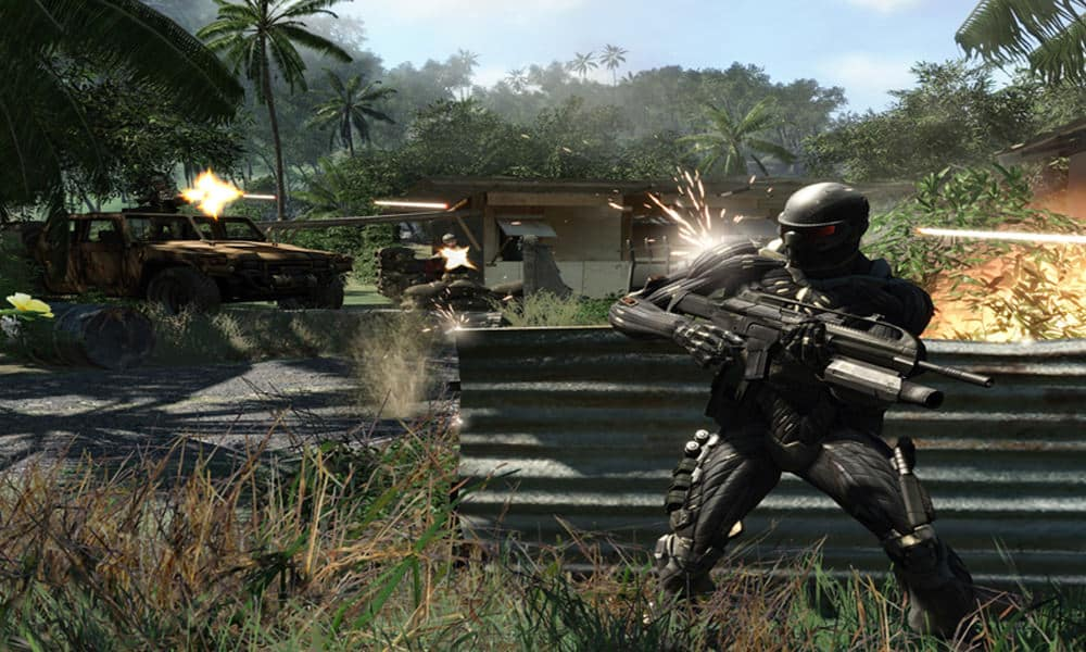 Original Crysis Headed To Consoles