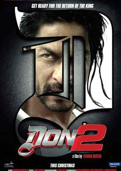 Don 2 Theatrical Trailer finally arrives!