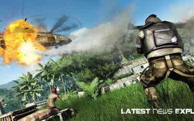 Far Cry 3 10 Times Bigger than Previous Games