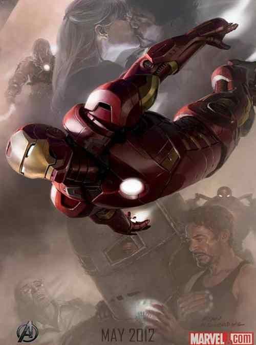 Robert Downey Jr.: There's No Plan For Iron Man 4