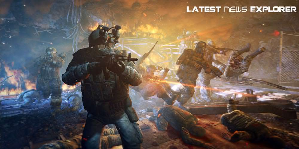 Metro: Last Light – Ranger Survival Guide EP1 'The World of Metro'