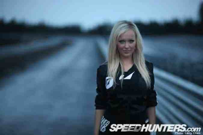 Need for Speed Spokesmodel Search 2012 Images 2