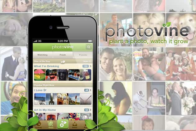 Google launches Photovine