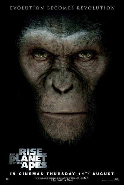 "New ""Rise Of The Planet Of The Apes"" Teaser"