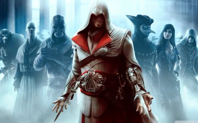 Assassins Creed Headed to Hollywood