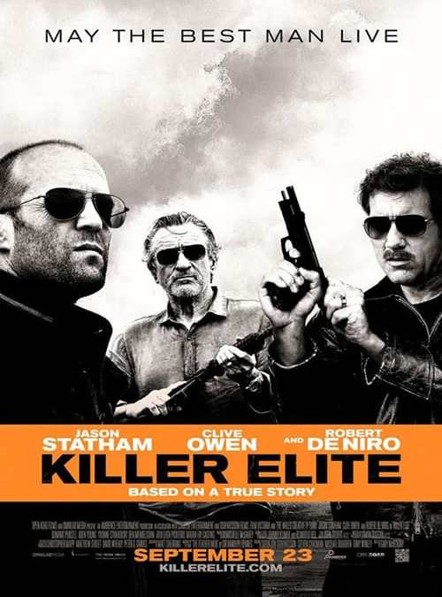 Killer Elite: Exclusive Trailer