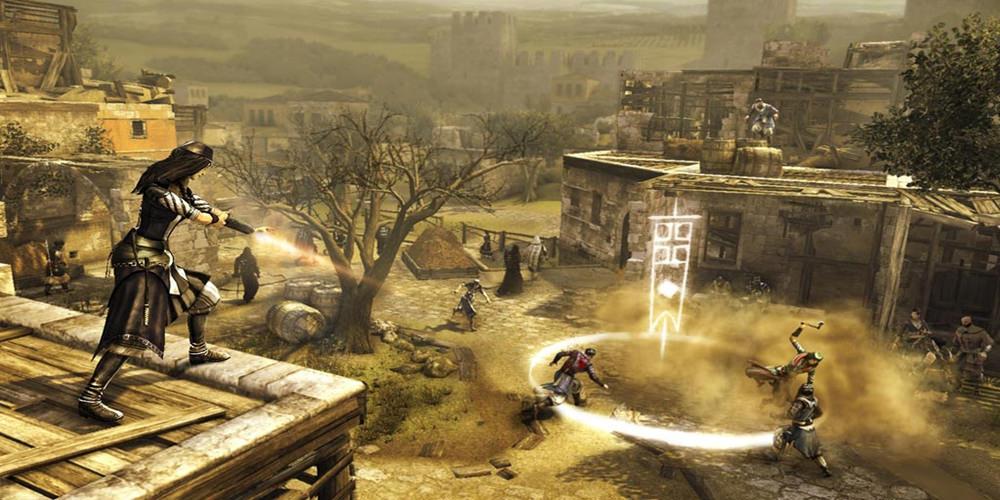 Assassin's Creed Revelations Pre-Order Bonus