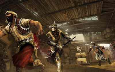 Assassin's Creed: Revelations Beta gameplay