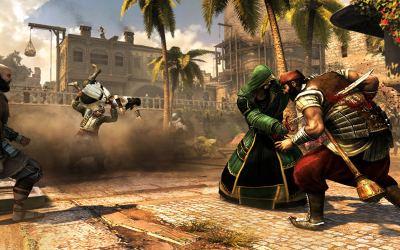Assassin's Creed: Revelations Multiplayer Trailer