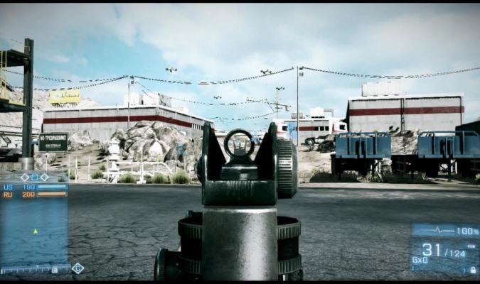 """Battlefield 3 On Xbox 360 Is """"Standard Definition"""" Without Hi-Res Texture Pack 8"""