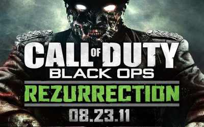 New Call of Duty: Black Ops Zombie Trailer