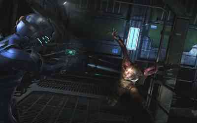 Dead Space 3 Art Leaked