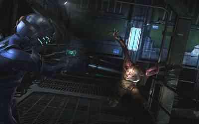 Dead Space 3 Art Leaked