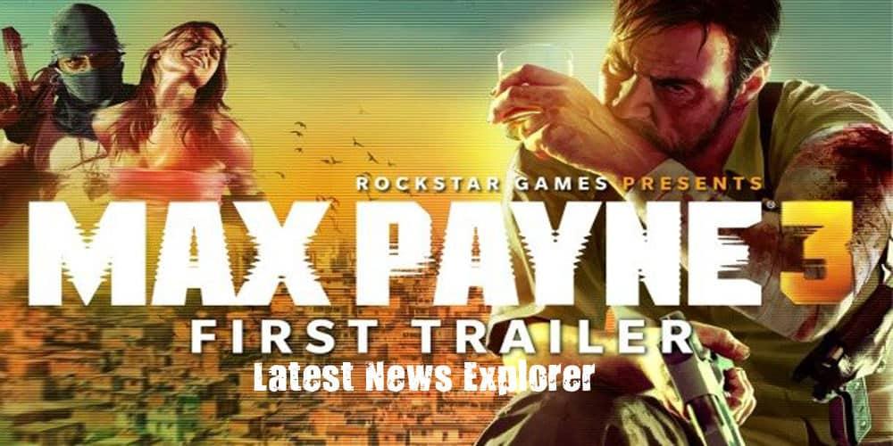 Max Payne 3 Delayed