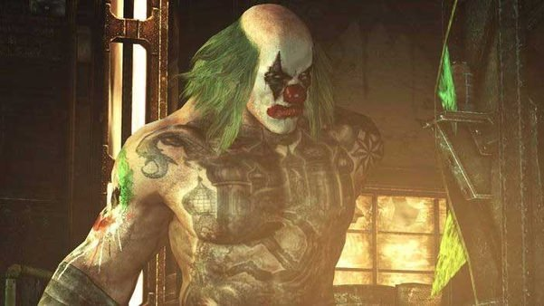The Abramovici Twins Highlighted In New Batman: Arkham City Screens 1