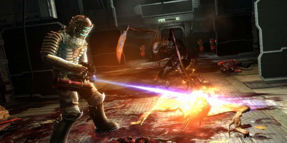 Dead Space Dev Working On A New Shooter