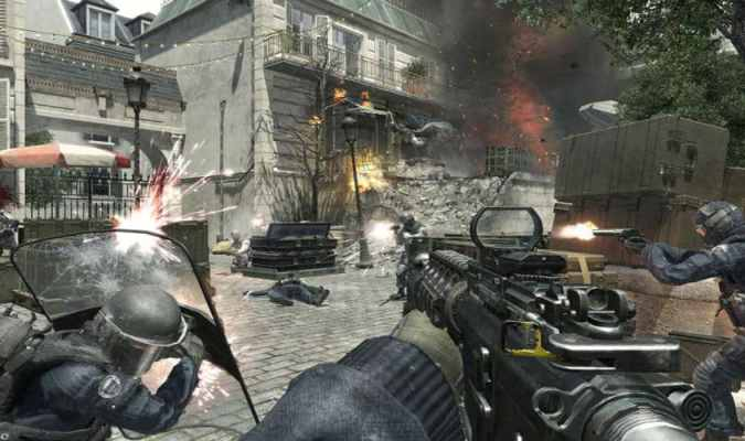 Skyrim – 3rd Most Popular Game After Modern Warfare 3 On Xbox Live