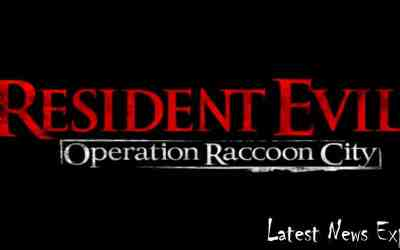 Resident Evil: Operation Raccoon City Dated