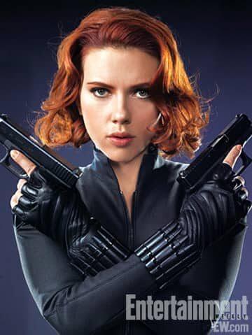 Scarlett Johansson Discusses Her Role In Captain America: Civil War 2