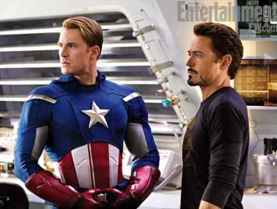The Avengers New Pictures  1
