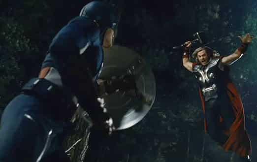 The Avengers – Thor Extended TV Spot