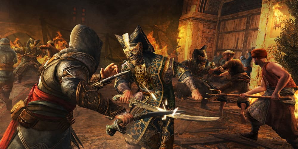 Assassin's Creed Revelations – Life In Constantinople