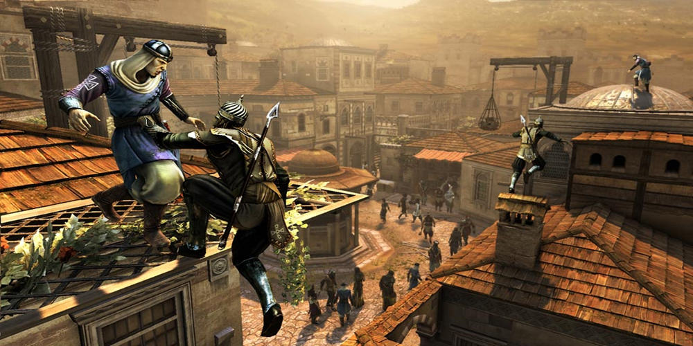 Assassin's Creed: Revelations Multiplayer Trailer