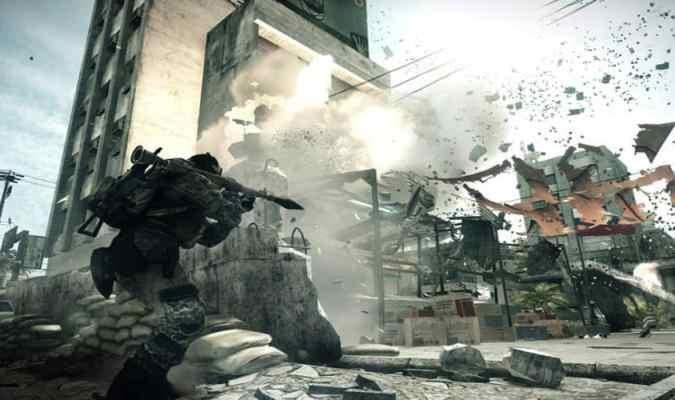 DICE Confident In Battlefield 3's DLC Against Modern Warfare 3