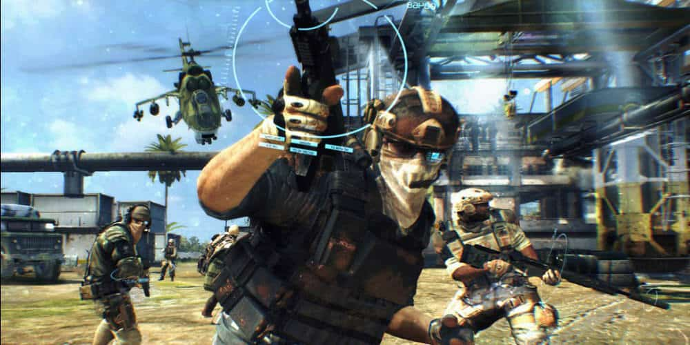 Ghost Recon Online: Specialist Class – Trailer