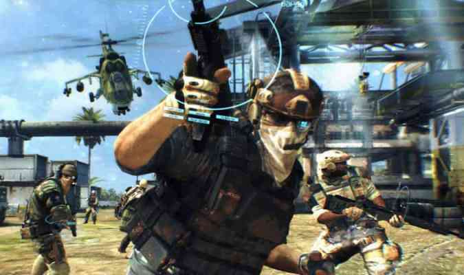 No Ghost Recon: Future Soldier For PC In Favour Of Free-To-Play Title