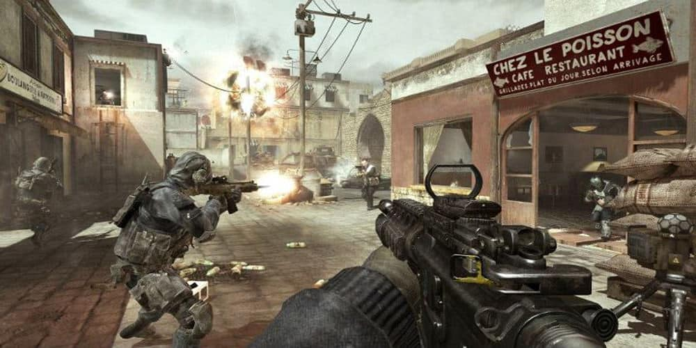 Official Call Of Duty MW3 – Inside Xbox Survival Insider Moves