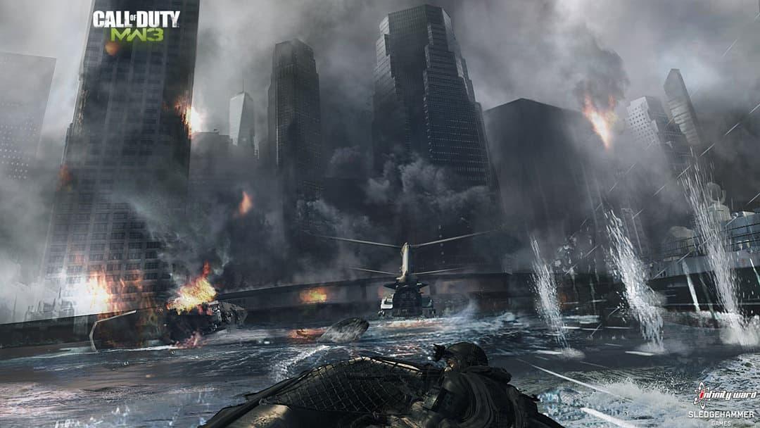 Modern Warfare 3 DLC Schedule Detailed
