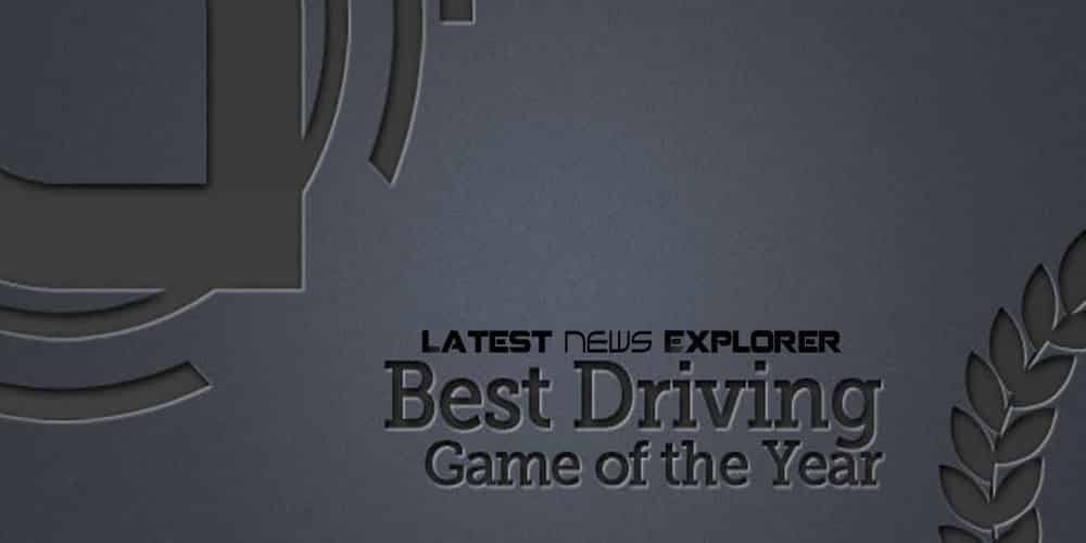 Best Driving/Racing Game Of 2011
