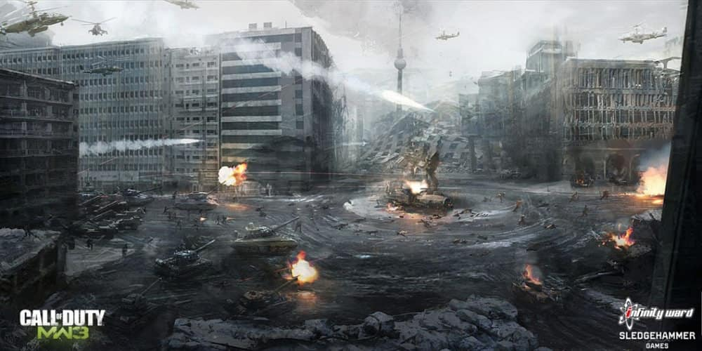 Modern Warfare 3: User-created Multiplayer Modes To Be Added To Public Playlists