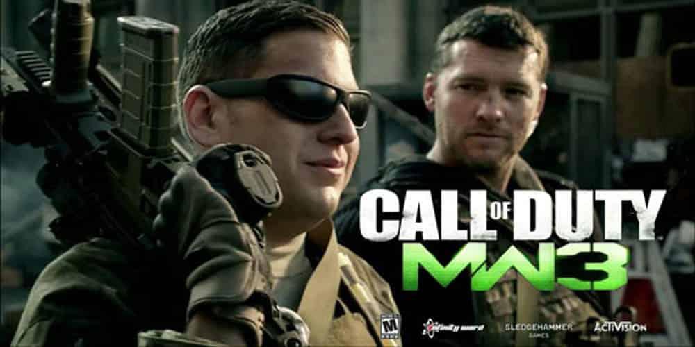Modern Warfare 3 – The Vet & The n00b Trash Talk Trailer
