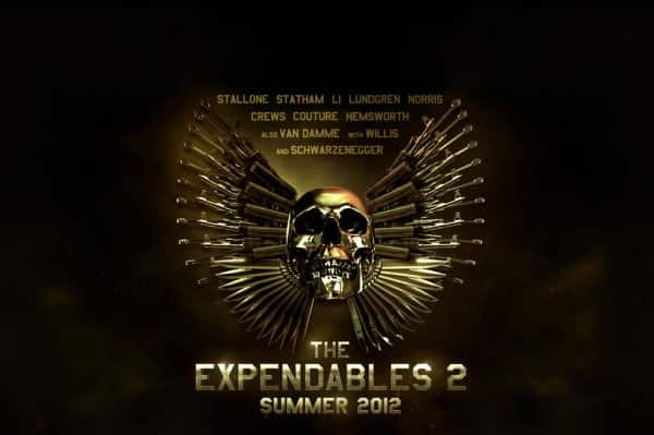 The Expendables 2 – Teaser Trailer